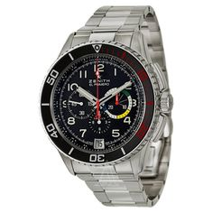 AshFord: Zenith Mens El Primero Stratos Flyback Rainbow Automatic Watch $3995  Free Shipping #LavaHot http://www.lavahotdeals.com/us/cheap/zenith-mens-el-primero-stratos-flyback-rainbow-automatic/92057