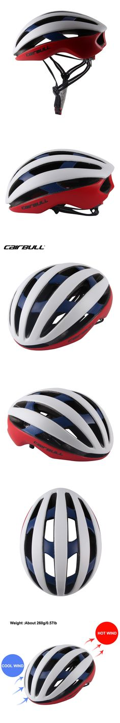 CAIRBULL Cycling Helmets For Men Women EPS+PC Ultralight MTB Cycling Safety Cap In-Mold Breathable Mountain Road Bike Helmet
