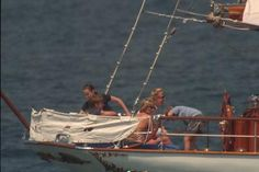 William, Diana and Harry