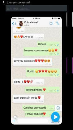 I love chat