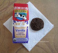@mr. mister Organic Milk and Cookies creativefunfood.com