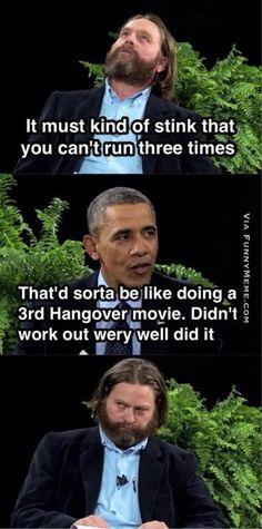 Funny memes – Obama burn