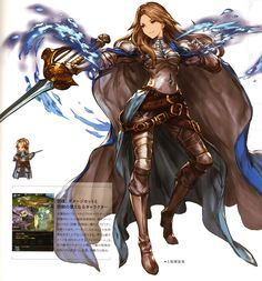 Granblue Fantasy Project Re:Link announced - Action RPG, Platinum Games [UPDATE]…