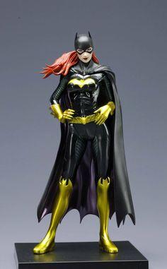 Amazon.com: Kotobukiya DC Comics New 52 Batgirl ARTFX+ Statue: Toys & Games $44.99 ***********