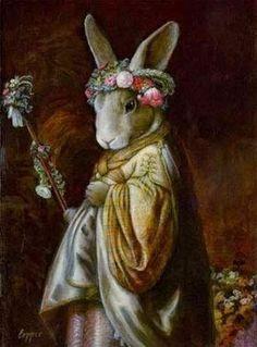 Pinzellades al món: Les animals versions il·lustrades de Melinda Cooper Illustrations, Illustration Art, Lapin Art, Rabbit Art, Bunny Rabbit, Bunny Art, Funny Bunnies, Whimsical Art, Pet Portraits