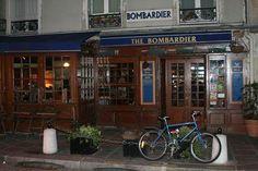 The Bombardier, Latin Quarter, Paris