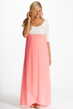 This Dress Is So Pretty And Would Be Great For A Baby Shower Too! I