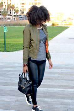street green lirons d'elle #Blogueuse afro #blogueuse #france #natural hair #team natural #mode #look #basic #simple #look #mode#trend#kinky #curly #hair #wash and go #kinky coily #hair #4a #4b #blog #teamnaturalfr