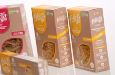 Pasta Felicia on Packaging of the World - Creative Package Design Gallery