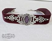 Countess Erzebet's gothic choker