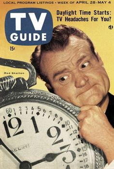 Articles: Red Skelton: Right Up There On Top Back to the Sundial! Prince Consort of 3000 Queens Annie (Oakley) Puts Her Hair Up The Ship That Sank Brooklyn Radios, Red Skelton, The Ed Sullivan Show, Vintage Tv, Vintage Magazines, Old Shows, Tv Guide, Old Tv, Do You Remember