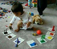 Aprende los colores