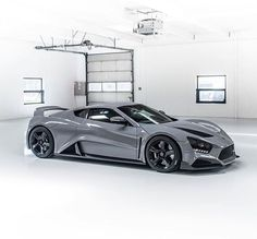 The 2017 Zenvo TS1