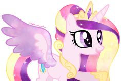 The Pretty Princess by NightmareLunaFan.deviantart.com on @deviantART