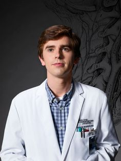 """DOCTOR - Walt Disney Television via Getty Images's """"The Good Doctor"""" stars Freddie Highmore as Dr. Get premium, high resolution news photos at Getty Images Freddie Highmore, Hill Harper, Antonia Thomas, Tv Series 2017, Drama Tv Series, The Good Doctor Abc, Jasika Nicole, Shaun Murphy, Red Nose Day"""