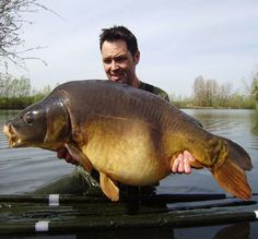 Lovely carp from Abbey Lakes in France