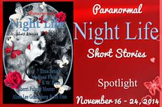Tome Tender: Tina Smith's Night Life: Paranormal Short Stories ...