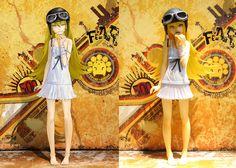 Shinobu Oshino Garage Kit by TEIJI by redjuice999.deviantart.com