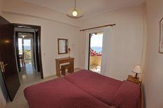 Apartment's bedroom