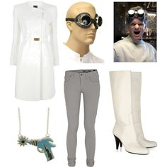 """""""Dr Horrible"""" by soundofinevitability on Polyvore"""