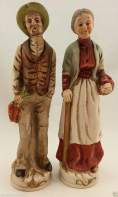 sensous men and women figurines