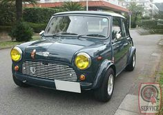 Mornin Miniacs. We get the Saturday Stunner show rolling with a proper lil beauty from our friends in Japan! Have a great day folks