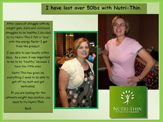 EPX Body NutriThin for weight loss.