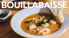 BOUILLABAISSE | FRENCH FISH STEW - Instant Pot
