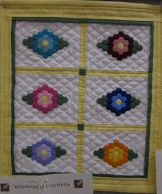 Quilts and a Mug: Some small projects to share