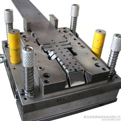 stainless steel sheet metal press molds as per drawing Welding Machine, Machine Tools, Stainless Steel Sheet Metal, Sheet Metal Tools, Metal Workshop, Pressed Metal, Metal Fab, Cad Cam, Mould Design