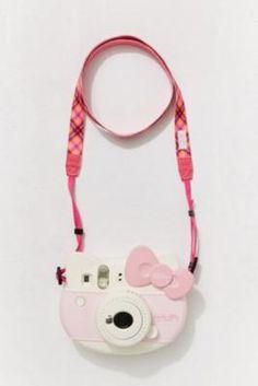 Fujifilm Hello Kitty Instax Mini 8 Instant Camera | Urban Outfitters