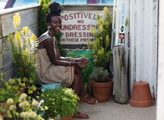 On the Street…..Frida at Melet Mercantile, Montauk « The Sartorialist