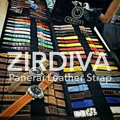 """Watch strap for Pam.  Design and Made by  """"ZIRDIVA Watch Strap""""  Contact info or Order Watch Strap:zirdiva@gmail.com For ZIRDIVA news and new launch showcase, Pls Click Like Page,http://www.facebook.com/zirdiva Follow Me Instagram And Line ID: ZIRDIVA_WATCH_STRAP Tumblr: ZIRDIVA Twitter: ZIRDIVA #zirdiva #zirdivawatchstrap #rolex #rolexdaytona #rolexclassic #rolexleather #rolexleatherwatchstrap #strapsaturday #artstrap #wristshot #thairisti #luxurylife #paneraistrap #indoristi #watchporn…"""