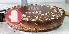 Pripravte si u vás doma nepečený čokoládový cheesecake s mascarpone, nasekanými orieškami a banánmi. Takmer bez cukru a predsa sladký, ľahký a nadýchaný. :)