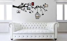 Vinilo decorativo Árboles Fotográficos - Vinilos con Arte