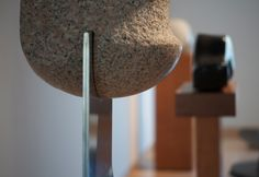 Stone Sculptures at the Noguchi Museum - Basalt, Marble and Granite Sculptures of Isamu Noguchi - Nalata Nalata