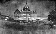 Resultado de imagem para palácio monroe rio de janeiro