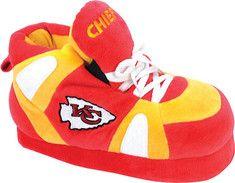 Comfy Feet Kansas City Chiefs 01 - Red/Gold