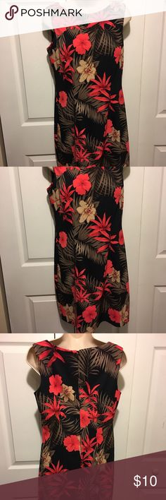 ✅2 for $15 Red Floral Dress Excellent condition. No tears, marks or stains. Combine with any other item with a ✅ for a $15 bundle or add 3 additional items for 30% off. AGB Dresses