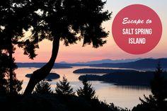 Quick Escape: Salt Spring Island | Northwest TripFinder