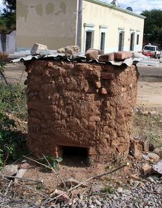 Alt. Build Blog: Wood Fired Ceramic Kilns In Mexico