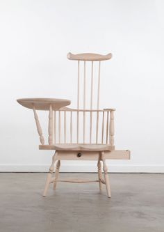Redesign Windsor Chair S. XVIII by Norman Kelly #NORMANKELLY #DESIGN #WOOD @icoolhunting