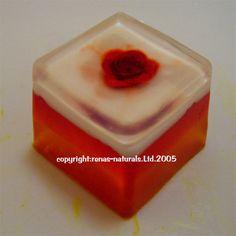 Valentine's Soap