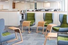 Cool offices: Selex ES in Southampton, UK