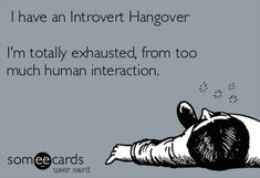 """Introverts, Here Are 20 Funny Memes That Will Make You Say, """"Same."""" - Being an introvert means more than just being shy; it means craving private time. These funny memes - Introvert Quotes, Introvert Problems, Introvert Funny, Being An Introvert, Antisocial Quotes, Story Of My Life, The Life, Funny Quotes, Funny Memes"""