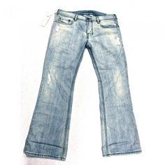 Diesel Zathan 8KJ Mens Jeans   008KJ   Bootcut   Diesel Jean Sale   UK   Designer Man