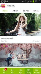 Keeng: Mạng xã hội âm nhạc- hình thu nhỏ ảnh chụp màn hình