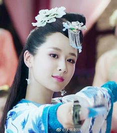 Dragon, Scarlet Heart, China Girl, Eternal Love, Chinese Actress, Chinese Culture, Actresses, Traditional Chinese, Photography