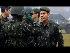 (3280) Generais e Sargentos querem invadir o Congresso Nacional - YouTube