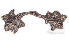 Atlas | 2202-C | Craftsman Copper | Cabinet Hardware > Cabinet Pulls/Handles